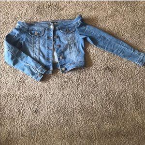American bazi jean jacket